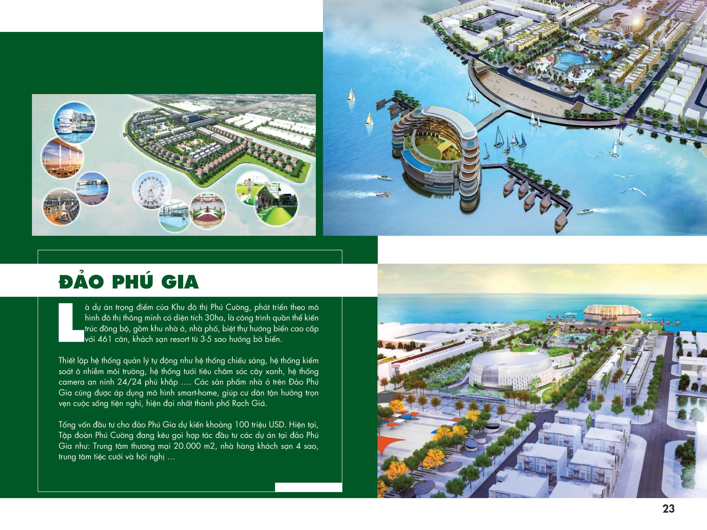 đảo phú giá khu đô thị phú cường kiên giang